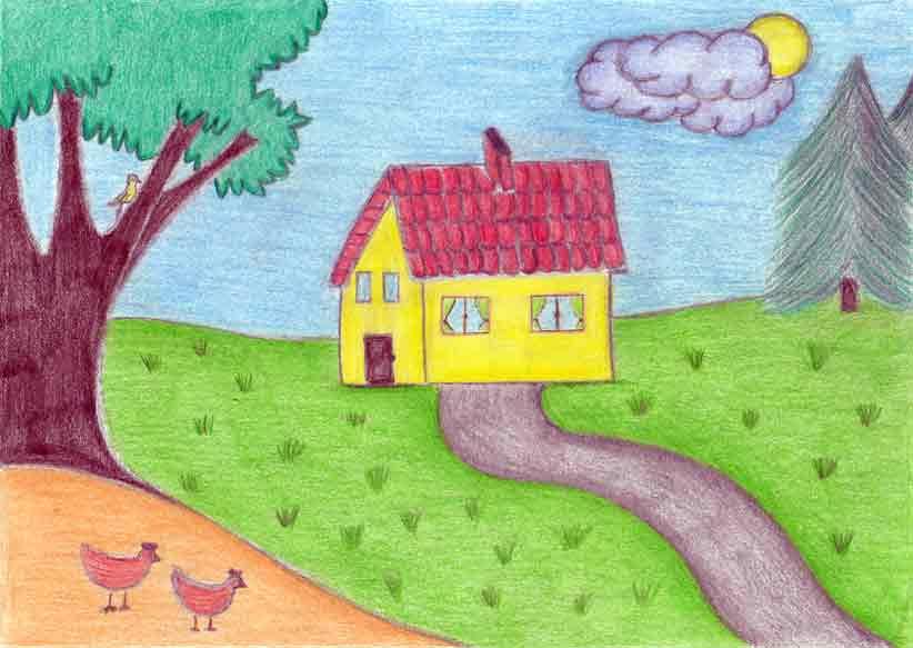 La psicologia del disegno - Come si vende una casa ...